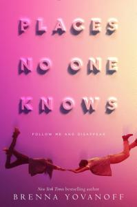 Places No One Knows Book