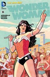 Wonder Woman (2011-) #35