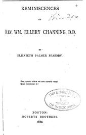 Reminiscences of Rev. Wm. Ellery Channing: Part 4