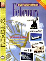 Daily Comprehension  February PDF