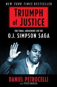 Triumph of Justice Book