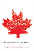 Canadian Medicare PDF