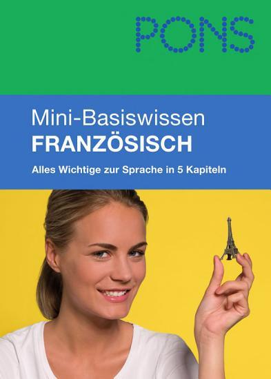 PONS Mini Basiswissen Franz  sisch PDF