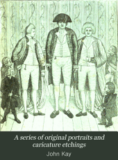 A Series of Original Portraits and Caricature Etchings: Volume 1, Part 1