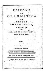 Epitome da grammatica da lingua portugueza