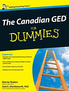 The Canadian GED For Dummies Book