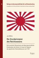 Die Grundprinzipien des Reichswesens PDF