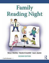 Family Reading Night: Edition 2