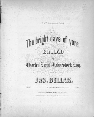 The Bright Days of Yore PDF