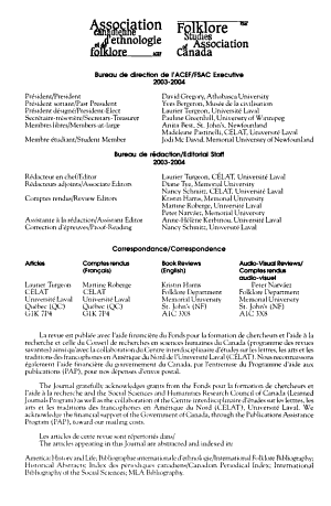 Ethnologies PDF