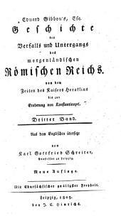Geschichte des Verfalls und Untergangs des Römischen Reichs: Band 15