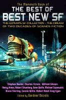 The Mammoth Book of the Best of Best New SF PDF