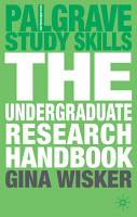 The Undergraduate Research Handbook PDF
