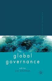 Palgrave Advances in Global Governance
