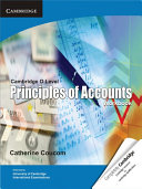 Cambridge O Level Principles of Accounts Workbook