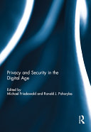 Privacy and Security in the Digital Age