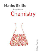 Maths Skills for Chemistry a Level