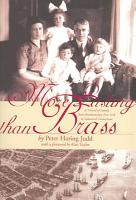 More Lasting Than Brass PDF