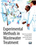 Experimental Methods in Wastewater Treatment PDF