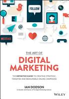 The Art of Digital Marketing PDF