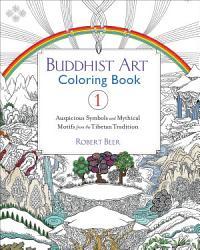 Buddhist Art Coloring Book PDF