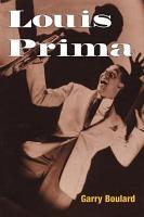 Louis Prima PDF