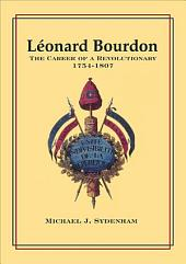 Léonard Bourdon: The Career of a Revolutionary, 1754-1807