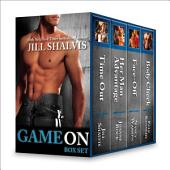 Game On Box Set: Time Out\Her Man Advantage\Face-Off\Body Check