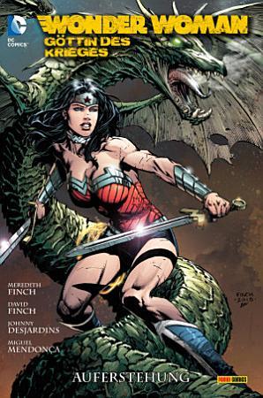 Wonder Woman     G  ttin des Krieges   Bd  3  Auferstehung PDF