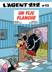 L'Agent 212 - Tome 13 - UN FLIC FLANCHE