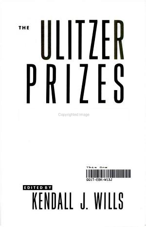 The Pulitzer Prizes 1990