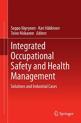 Integrated Occupational Safety and Health Management PDF