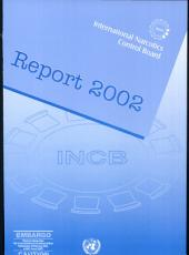 Report of the International Narcotics Control Board for 2002