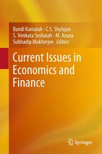 Current Issues in Economics and Finance PDF