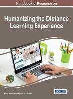 Handbook of Research on Humanizing the Distance Learning Experience PDF