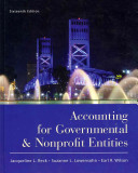 Accounting For Governmental And Nonprofit Entities Book PDF
