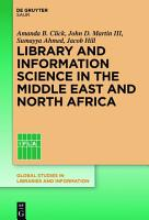 Library and Information Science in the Middle East and North Africa PDF