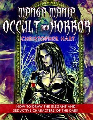 Manga Mania Occult and Horror PDF
