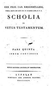 Iobus: Volume 5