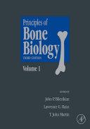 Principles of Bone Biology  Two Volume Set