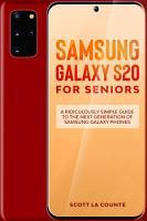 Samsung Galaxy S20 For Seniors PDF