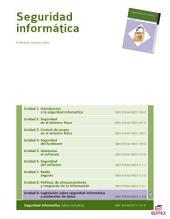 Legislación sobre seguridad informática y protección de datos (Seguridad informática )