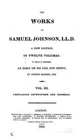 Works of Samuel Johnson: Volume 2