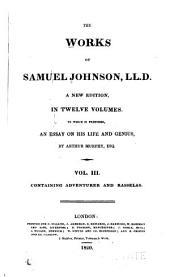 Works of Samuel Johnson: Volume 2