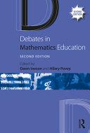 Debates in Mathematics Education PDF