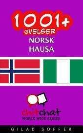1001+ øvelser norsk - hausa