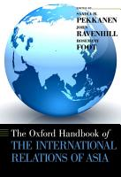 The Oxford Handbook of the International Relations of Asia PDF