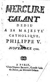 """""""Le"""" Nouveau Mercure Galant"""