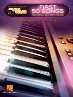 First 50 Songs You Should Play on Keyboard PDF