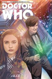Doctor Who: The Eleventh Doctor Archives #1: Spam Filtered
